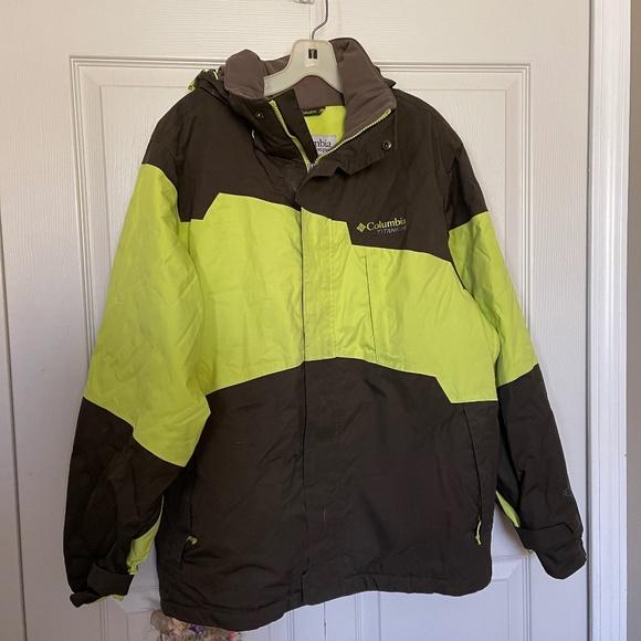 Men's Columbia Outdoor Winter Jacket